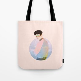 BLUE NBHD  Tote Bag