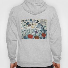 nature【Japanese painting】 Hoody