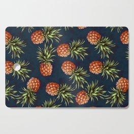 Pineapples Cutting Board