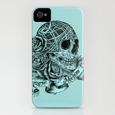 Carpe Noctem (Seize the Night) iPhone (4, 4s) Slim Case