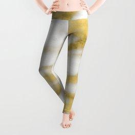 Bari golden marble Leggings