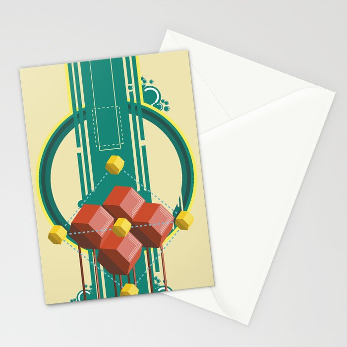 NP 002 Stationery Cards