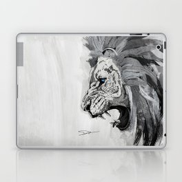Lion - The king of the jungle Laptop & iPad Skin