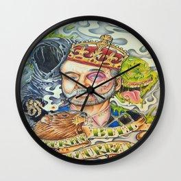 BFM Wall Clock
