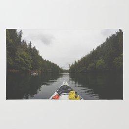 Live the Kayak Life Rug