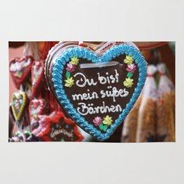 You are my sweet bear   Du bist mein süßes Bärchen Rug
