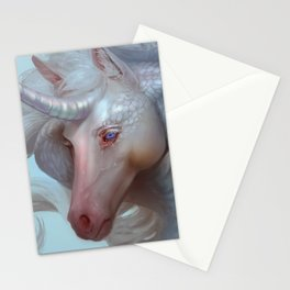 Unicorn Cobra Stationery Cards