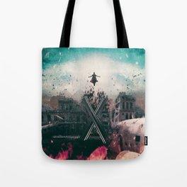Magneto Fan Art Tote Bag