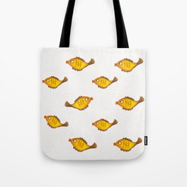 be yourself, be happy Tote Bag