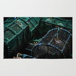 Lobster Pots Rug
