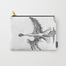 Diving bird Carry-All Pouch