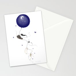 Moon and Stars *New* Stationery Cards