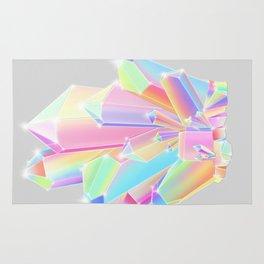 Crystal Cluster Rug