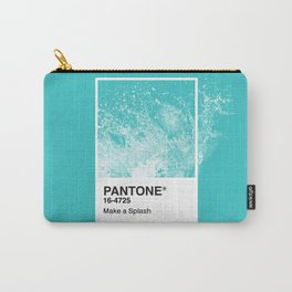 PANTONE SERIES – SPLASH Carry-All Pouch