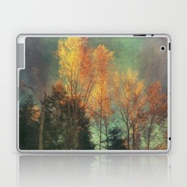 Paint the Sky Laptop & iPad Skin