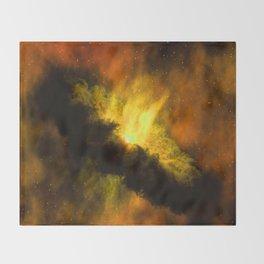 Universum Throw Blanket