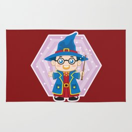 Wizard Kid Rug