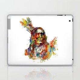 Chief Mojo Watercolor Laptop & iPad Skin