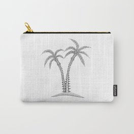 Palm Spine Carry-All Pouch