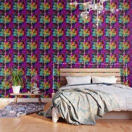 TieDie Palm Tree Wallpaper