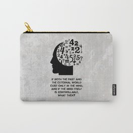George Orwell - 1984 - Mind Control Carry-All Pouch