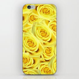 Candlelight Roses iPhone Skin