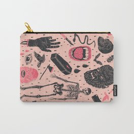 Whole Lotta Horror Carry-All Pouch