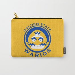 Golden State Warios - Mushroom Kingdom Champs Carry-All Pouch