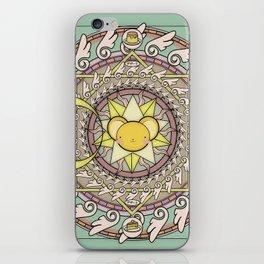Cuteness Mandala iPhone Skin