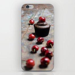 Cherry Cake iPhone Skin