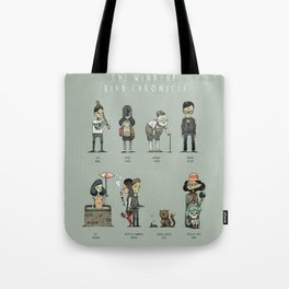 The Wind-up Bird Chronicle Tote Bag