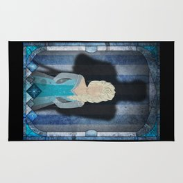 Shadow Collection, Series 1 - Frost Rug
