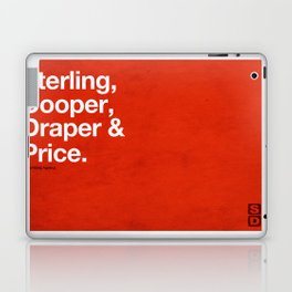 Mad Men | Sterling, Cooper, Draper & Price Laptop & iPad Skin