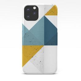 Modern Geometric 19 iPhone Case