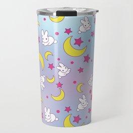 Usagi' s Pattern Travel Mug