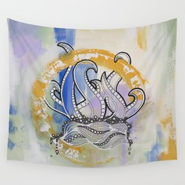 Today We Escape Wall Tapestry