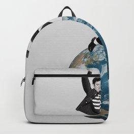 Elvis's world Backpack