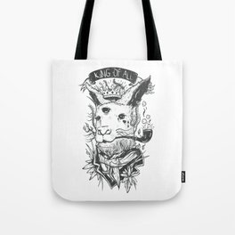 King Of All Tote Bag
