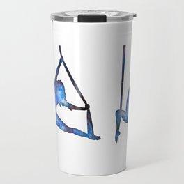 Galaxy Aerialist Travel Mug
