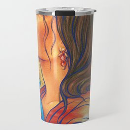 The Woman who Anointed Jesus Travel Mug