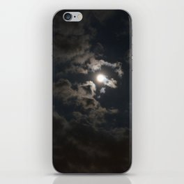 Moonlit Moment iPhone Skin