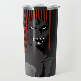 The Return of Godzilla Travel Mug