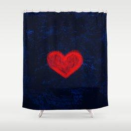 Heart! Shower Curtain