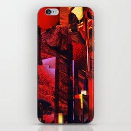 Q-City Six iPhone Skin