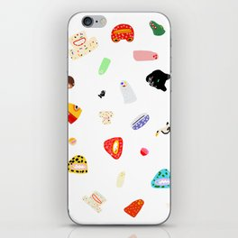 I got an idea iPhone Skin