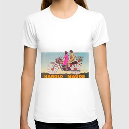 Harold and Maude T-shirt