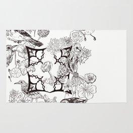 Floral Interlude Rug