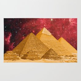 The Great Pyramids Rug