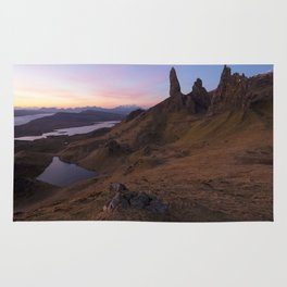 The Old Man of Storr Rug