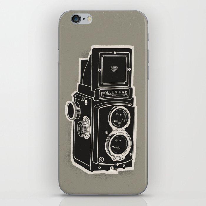 Rolleicord iPhone Skin